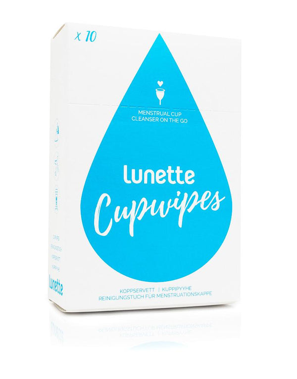 Lunette Cupwipes - Lunette