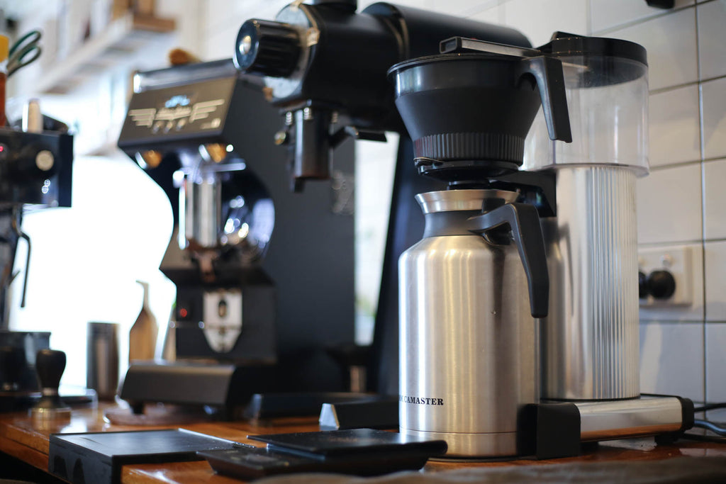 CDT Grand: Filter Coffee For Your Cafe