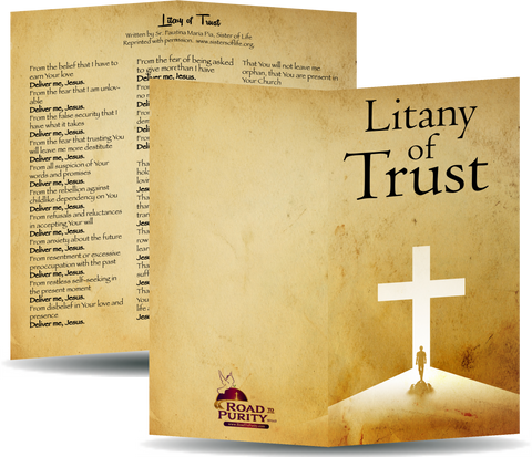 Litany of Trust, new for 2019