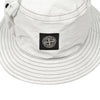 "COMPARTMENT BUCKET HAT ""WHITE WASHED DENIM"""