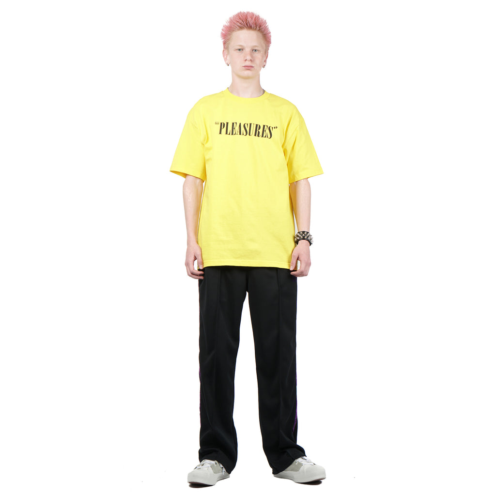 "BALANCE LOGO T-SHIRT ""YELLOW"""