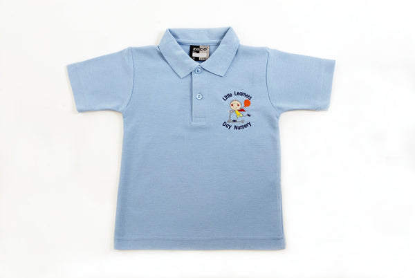 Blue Polo-Shirt