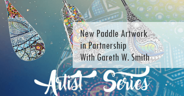 Introducing: New Paddle Artwork in Partnership With Gareth W. Smith