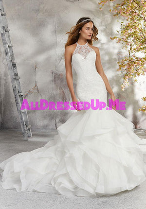 Blu - Laney - 5687 - All Dressed Up, Bridal Gown - Morilee - - Wedding Gowns Dresses Chattanooga Hixson Shops Boutiques Tennessee TN Georgia GA MSRP Lowest Prices Sale Discount