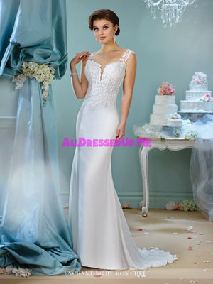 Enchanting - 216152 - All Dressed Up, Bridal Gown - Mon Cheri - - Wedding Gowns Dresses Chattanooga Hixson Shops Boutiques Tennessee TN Georgia GA MSRP Lowest Prices Sale Discount