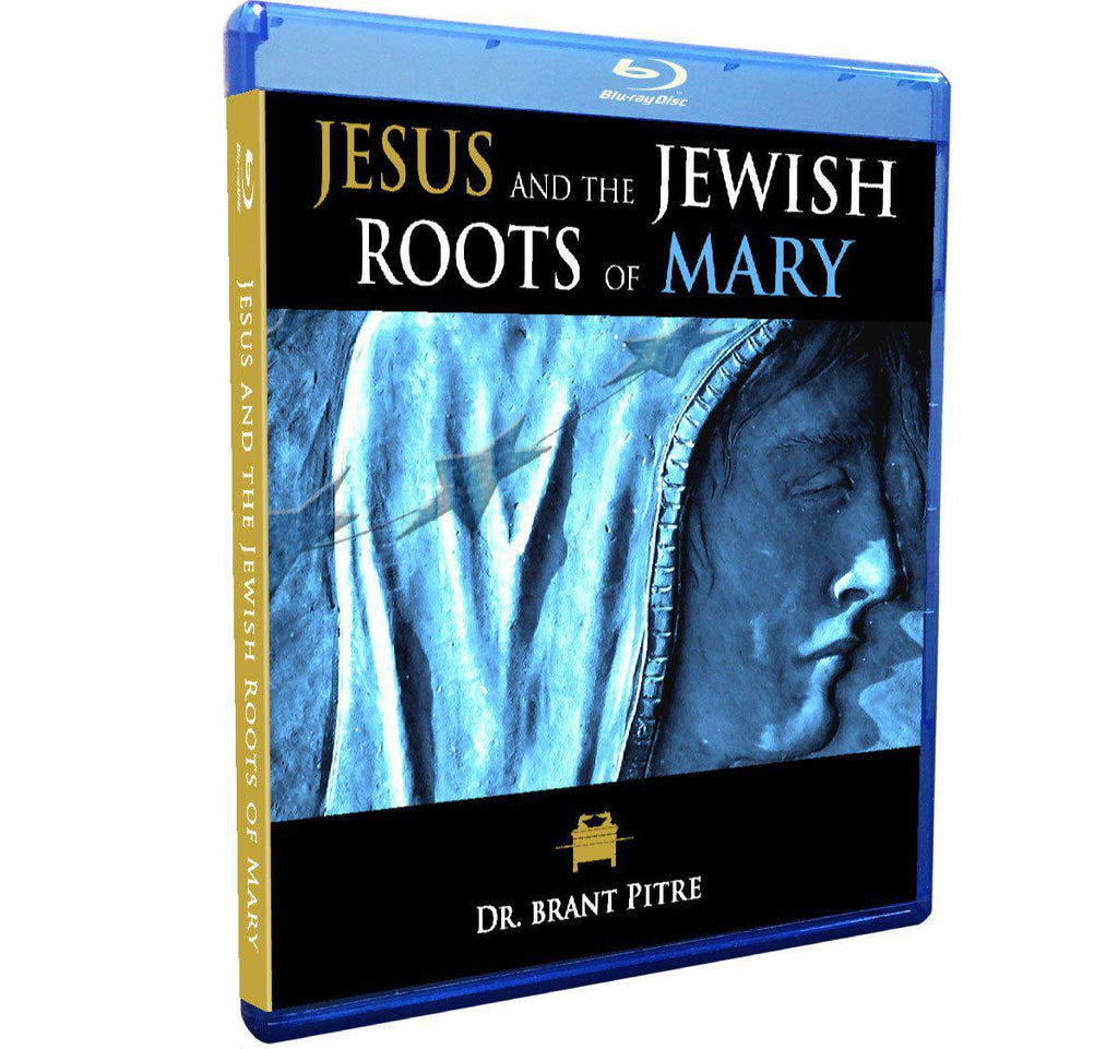 Jesus and the Jewish Roots of Mary Blu-ray