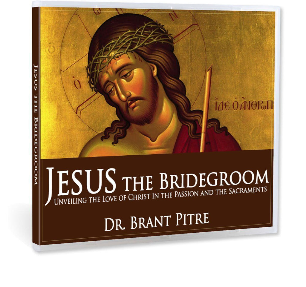 Dr. Brant Pitre discusses Jesus as the Bridegroom of the New Israel, the Church, in this Bible study on CD.