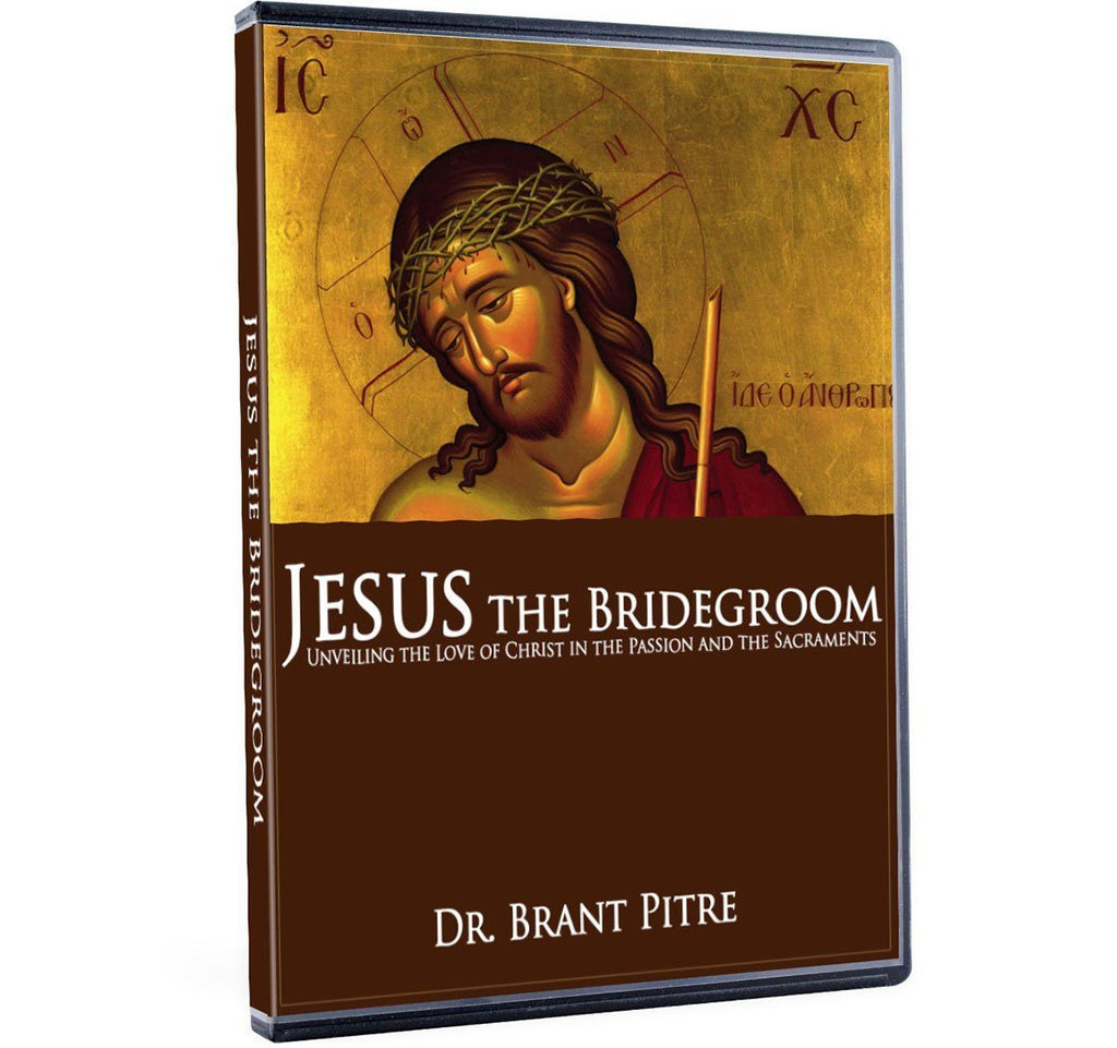 Dr. Brant Pitre discusses Jesus as the Bridegroom of the New Israel, the Church, in this Bible study on DVD.
