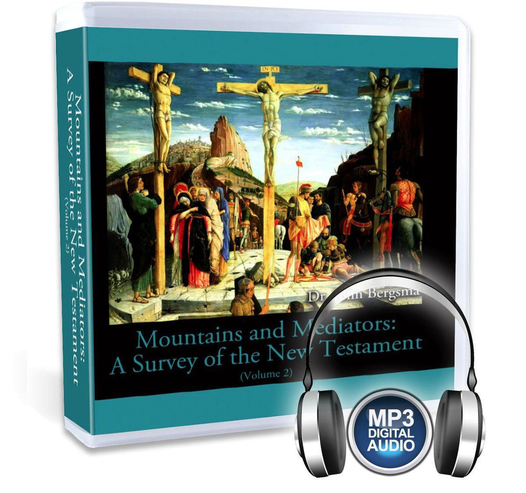 In this Catholic Bible study on MP3, Dr. John Bergsma gives you a tour through the New Testament showing how the Old Testament is fulfilled in the New.