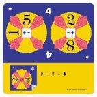 24 Game Add/Subtract Primer - Funzalo Toys
