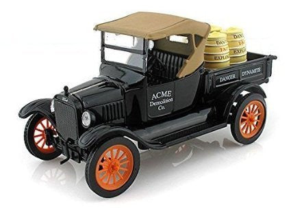 1925 Ford Model T Pickup Truck 1:32 Scale Diecast - Funzalo Toys