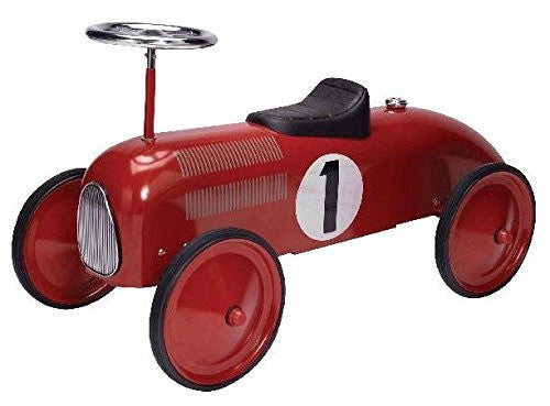 Schylling Speedster- Red Race Car - Funzalo Toys