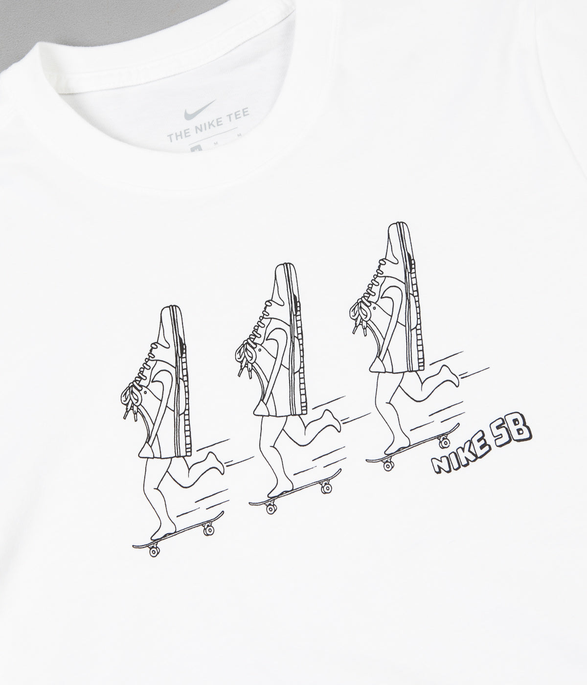 Nike SB Dunks T-Shirt - White