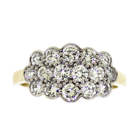 Cluster Top Ring
