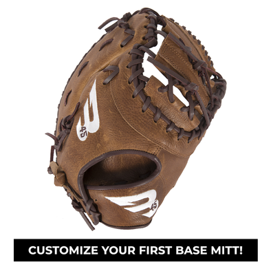 Custom First Base Mitt Builder