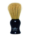 Omega Boar Bristle Shaving Brush, Black