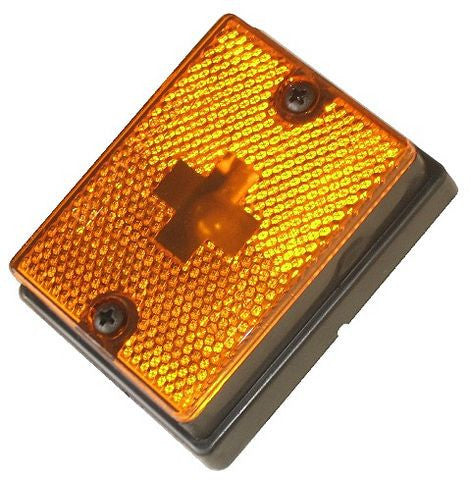 WESBAR Amber Clearance/Side Marker Light #203111 - Pacific Boat Trailers