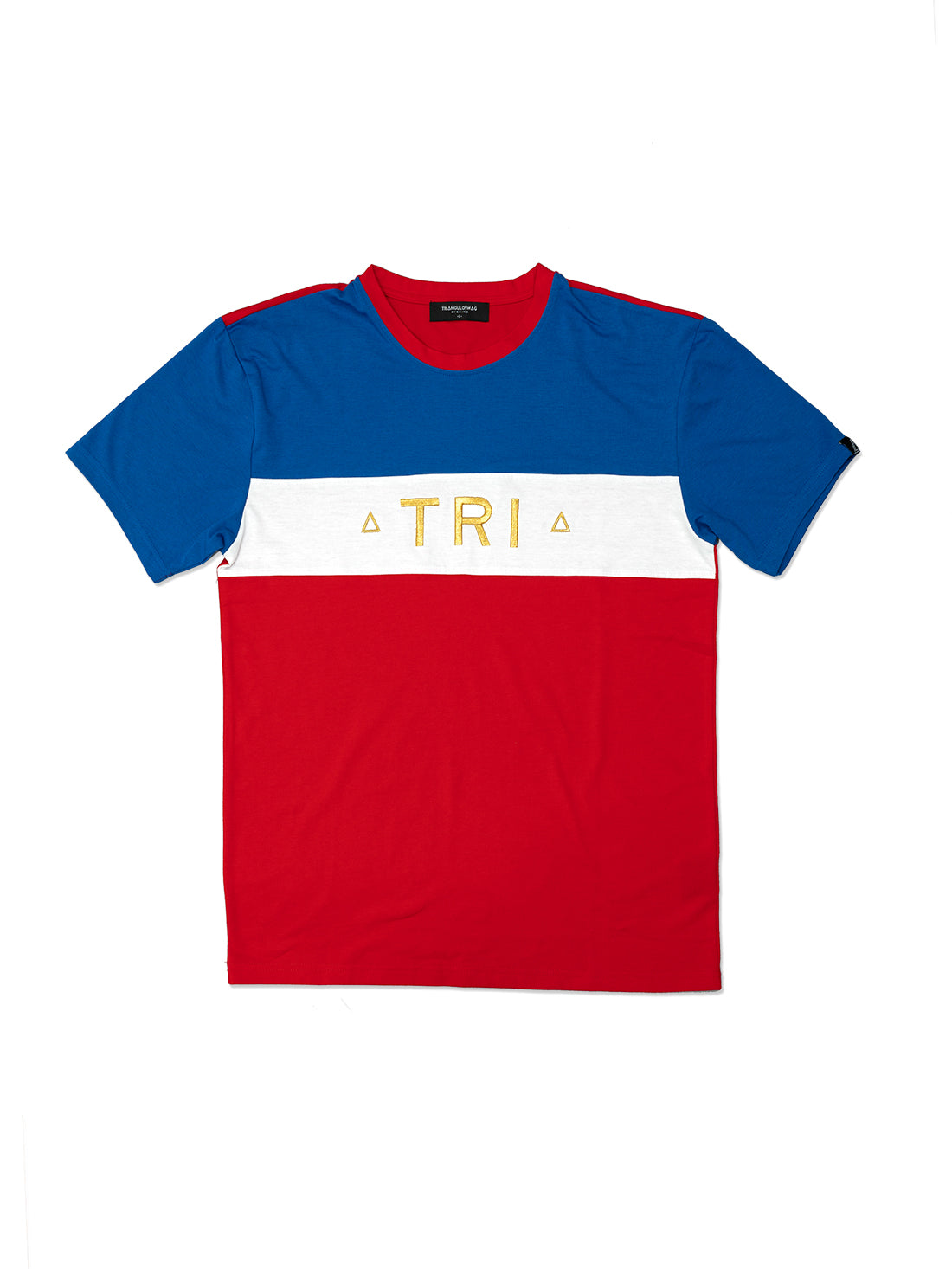 TRI Blue / Red Tshirt