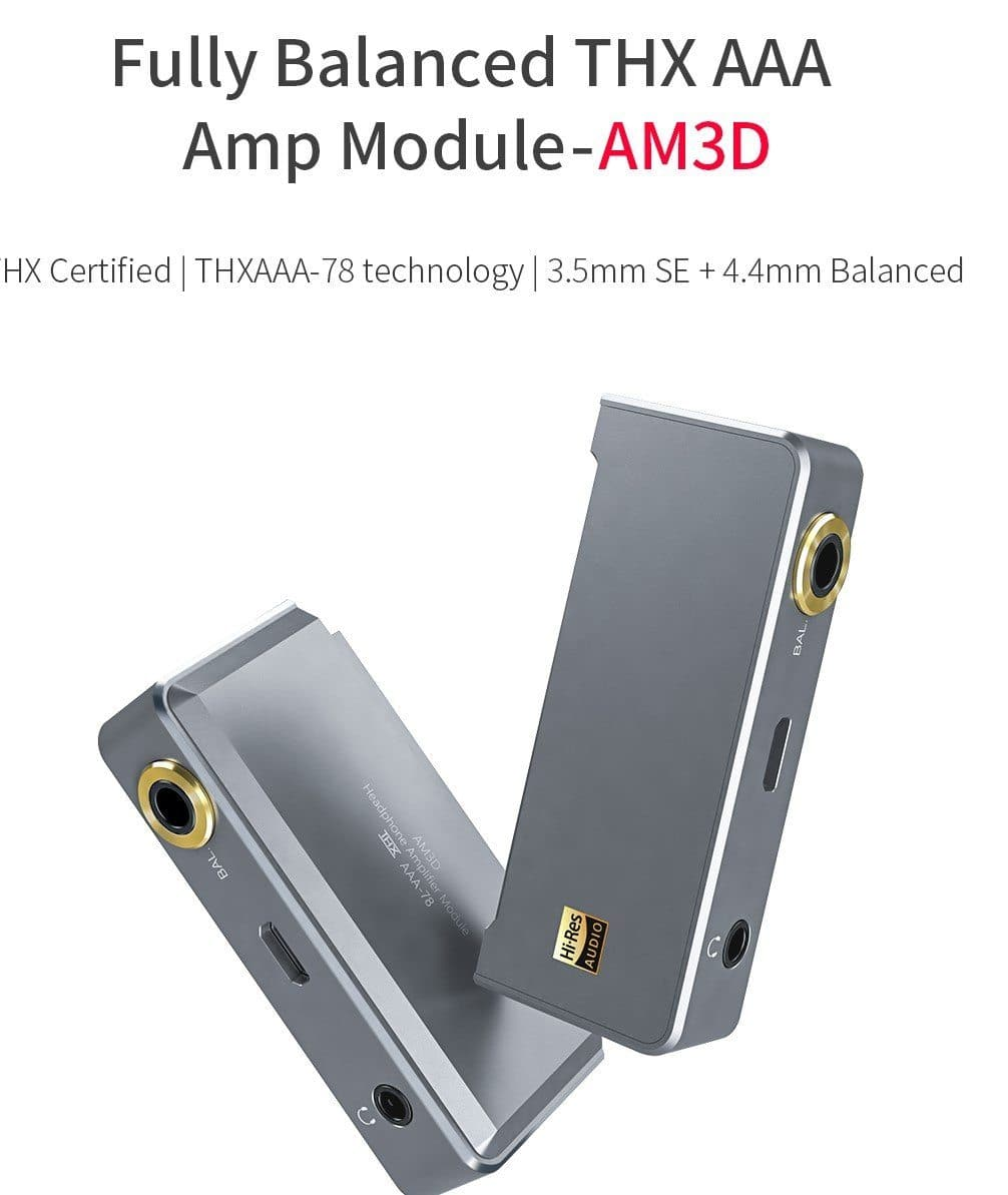 Fiio AM3D THX amp
