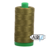Aurifil 40wt - Very Dark Olive