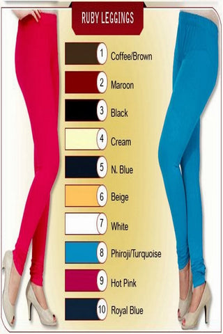 Soft Leggings made by four way stretchable super lycra fabric
