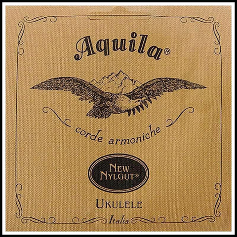 AQ10U Aquila Tenor High G Ukulele Strings Set 4 Strings