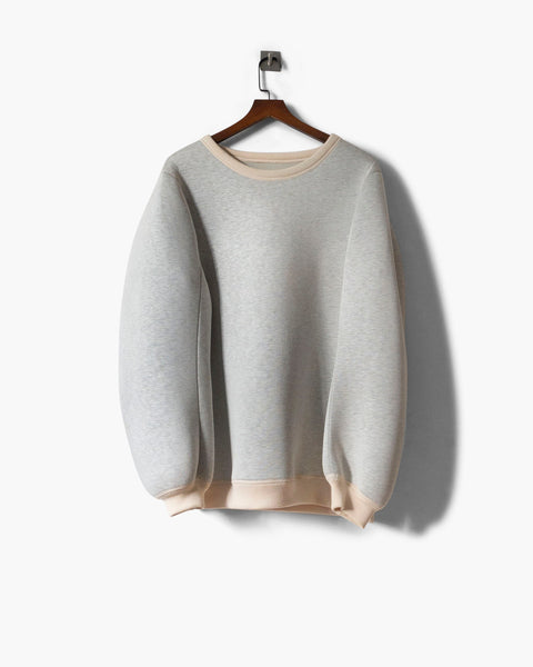 Maison Martin Margiela FW2010 Defilé Balloon-Sleeved Sweater Sz S