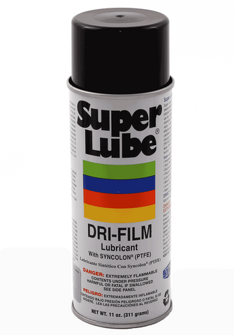 Super Lube Aerosol - 11 oz. Dri Film (11016)