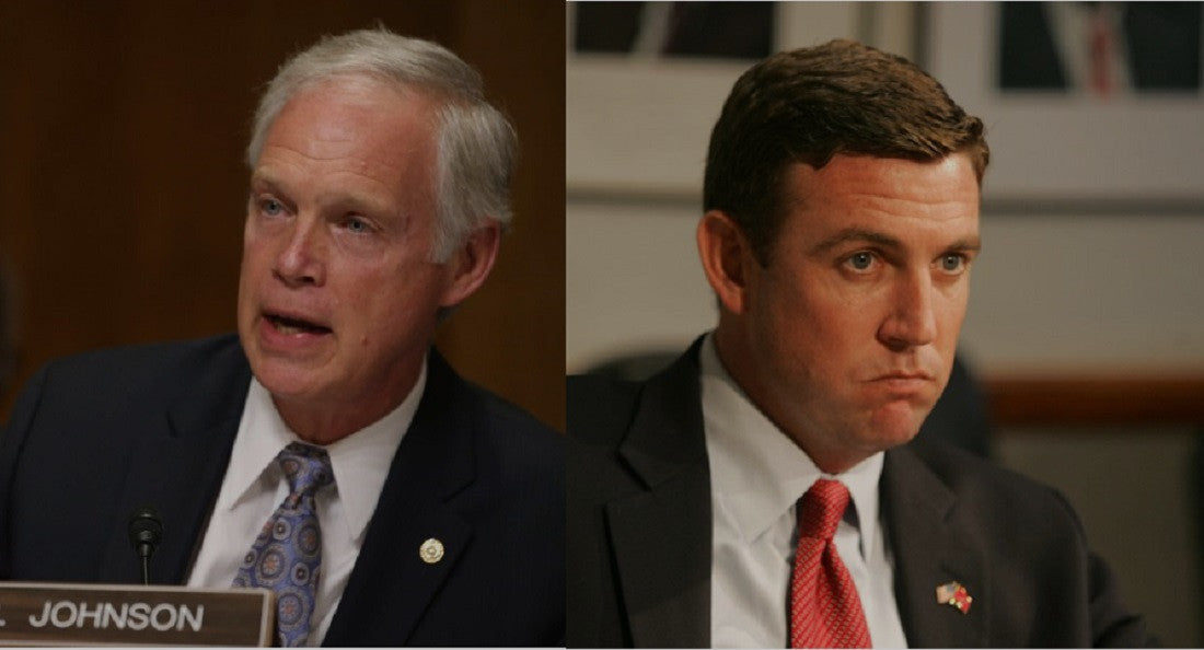 Johnson, Hunter tag team VP-Elect Pence to overturn FDA e-cig regulations