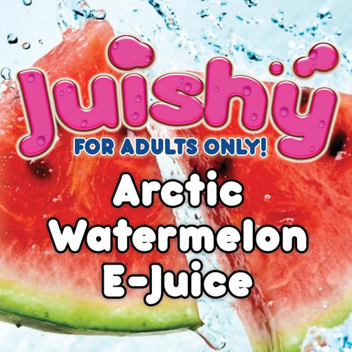 Arctic Watermelon E-Liquid by Juishy E-Juice