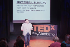 RESTED on TEDx
