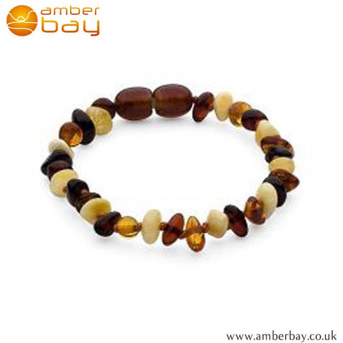 Amber Childrens Anklet/Bracelet at Amber Bay