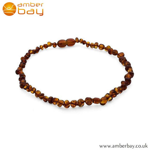 Amber Childrens Necklace at Amber Bay