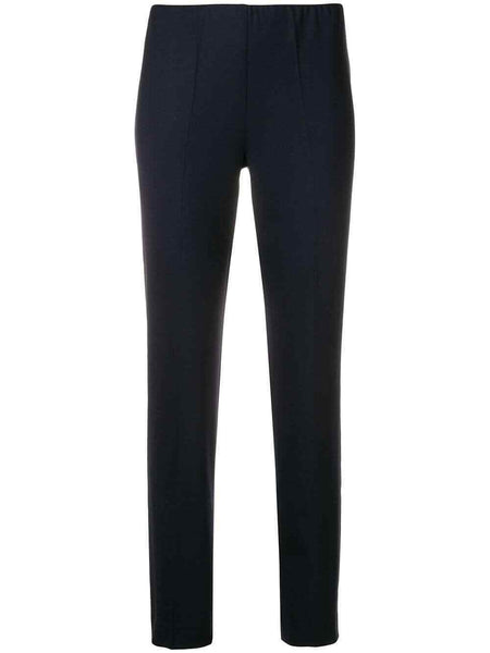 P.A.R.O.S.H  Black Sallia Bistretch Pants In Wool By P.A.R.O.S.H  Ladies