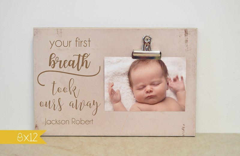 newborn baby gift for baby your first breath