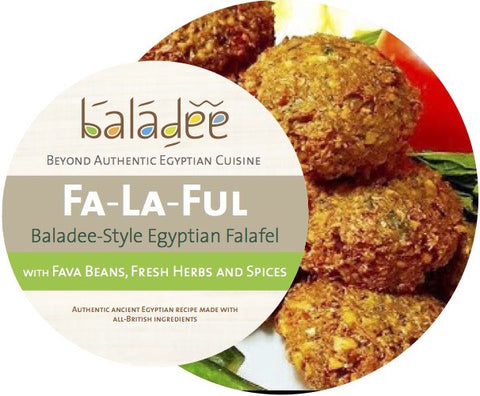 FA LA FUL - BEYOND AUTHENTIC EGYPTIAN FALALFEL