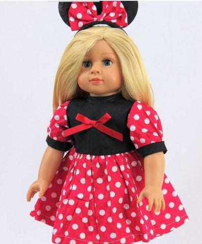 "18"" Doll Princess Dresses 