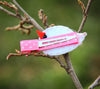 Shaby Chic Small Felt Birdy Tweet Hair Clips Set - Ema Jane