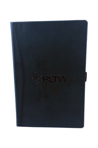 PLTW Debossed Journal Book