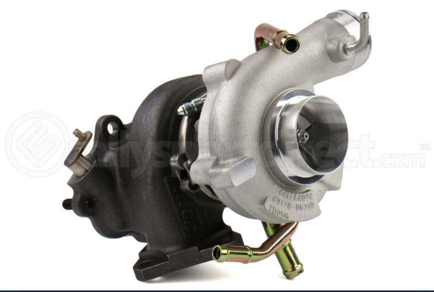 Forced Performance Blue Turbocharger External Wastegate - SubieStage
