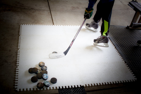 4 x 4 Scan-ICE® Synthetic Ice Shooting Pad