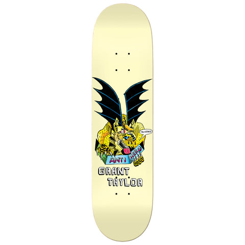 ANTI HERO WE FLY GRANT TAYLOR PRO DECK 8.4""