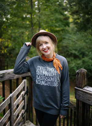 Fall Favorites List | Long Sleeve - Rosalynne Love