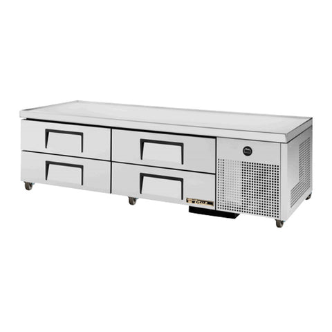 "TRUE 79"" 4 DRAWER REFRIGERATED CHEF BASE- TRCB-79 - Nella Cutlery Toronto"