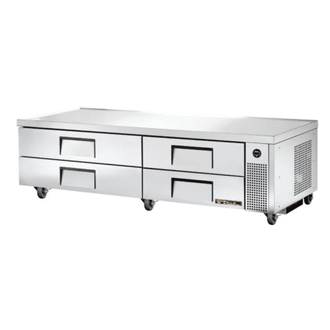 "TRUE 82"" 4 DRAWER REFRIGERATED CHEF BASE- TRCB-82 - Nella Cutlery Toronto"