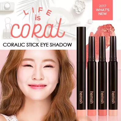 Dailism Coralic Stick Eye shadow 50g