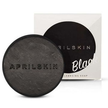 April Skin Signature Soap Black 100g
