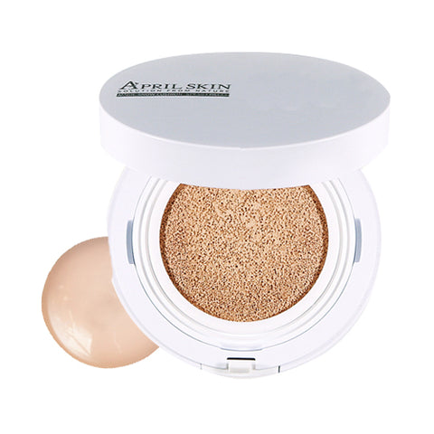 April Skin Magic Snow Cushion White SPF50+ (#21)