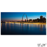 St. Louis Riverfront - 1
