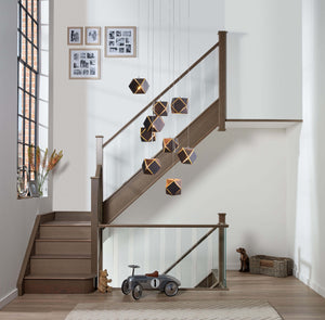 Stairwell Chandeliers - Inspiring Ideas to Light up your Stairway